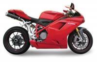 Exhaust - Full Systems - Spark - Spark 848/1098/1098S Full System Stainless/Titanium
