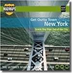 Books & Repair Manuals - Mad Maps - MAD MAPS Get Outta Town Series - New York City