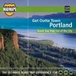 Books & Repair Manuals - Mad Maps - MAD MAPS Get Outta Town Series - Portland