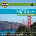 Books & Repair Manuals - Mad Maps - MAD MAPS Get Outta Town Series - San Francisco