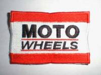 Stickers, Patches, & Toys - Patches - Motowheels - Motowheels Patch