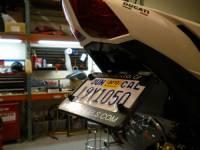 Corse Dynamics - CORSE DYNAMICS Plate Relocator: Ducati Streetfighter: 1098 SF / 848 SF - Image 3