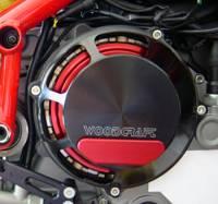 Woodcraft - WOODCRAFT Clutch Cover: Ducati Dry Clutch - Image 2