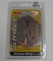 Ferodo - FERODO ST Rear Sintered Brake Pads: Ducati Elefant, Multistrada 1200 10-14, Multistrada 950 17+ - Image 4