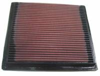 Engine & Performance - Engine Fuel & Air - K&N - K&N Air Filter: M600-900 / 750SS / 900SS