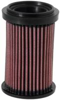 K&N - K&N Air Filter: Ducati Monster 696-796-1100-1100 EVO