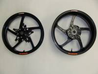 OZ Motorbike Piega Forged Aluminum Wheel Set: BMW S1000RR