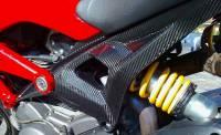 RAM Carbon Fiber Subframe: Monster 696/796/1100