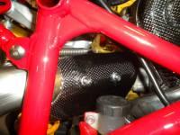 CDT - CDT CF Exhaust Headerpipe Heatshield: 848-1198, SF - Image 3