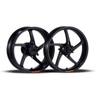 OZ Motorbike - OZ Motorbike Piega Forged Aluminum Wheel Set: Ducati Monster 695ie/696, MTS620