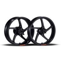 OZ Motorbike - OZ Motorbike Piega Forged Aluminum Wheel Set: KTM 990 Superduke[Only one set in Black, sold at cost]