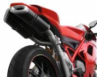 Spark 848/1098/1098S/1198 Slip-ons Carbon Fiber