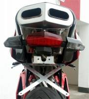 Spark 749/999 Full System Exhaust: SS/TI Deep Sump/Braced swingarm