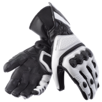 Men's Apparel - Men's Gloves - DAINESE Closeout  - DAINESE Pro Carbon Gloves - White/Black