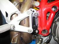 Ducabike - Ducabike Rear Sets Support: 848/1098/1198 - Image 2