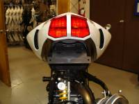 CORSE DYNAMICS Plate Relocator: Ducati Streetfighter: 1098 SF / 848 SF