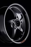 OZ Motorbike Piega Forged Aluminum Rear Wheel: Triumph Speed Triple '05-'10