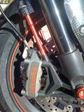 CORSE DYNAMICS Hypermotard Billet Fender Supports