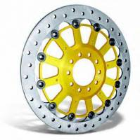 Brembo - BREMBO Corse Narrow Band 6mm Thick Rotor [Ducati 6 Bolt 10MM Offset] MON, ST, SS, Sport Classic, 851/888, 748-998
