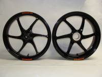 OZ Motorbike Cattiva Forged Magnesium Wheel Set: Ducati 848, S4RS, Hypermotard, SF848