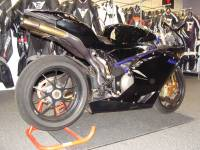 Motowheels Project Bike: 2002  MV Agusta F4 EVO II