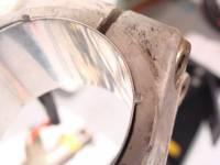 CORSE DYNAMICS Lower Triple Clamp Conversion Shims