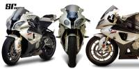 Body - Windscreens - Zero Gravity - ZERO GRAVITY SR Windscreen: S1000RR
