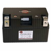 Electrical, Lighting, & Gauges - Batteries and Spare Parts - Shorai - Shorai Lithium Iron LiFePO4 Battery LFX14A4-BS12