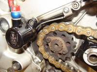 Drive Train - Front Sprockets - CNC Fabrication - CNC FABRICATION Ducati Case Saver: Chain Guard
