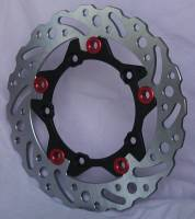 Brake - Rotors - Braketech - BrakeTech AXIS Cobra Stainless Steel Series Rear Rotor: 749 / 999 / D16RR