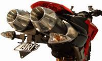 ZARD Top-Gun SS Slip-ons: Hypermotard 796/1100/EVO