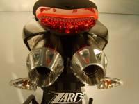Zard - ZARD Top-Gun SS Slip-ons Homologated: Hypermotard 796-1100/EVO - Image 4