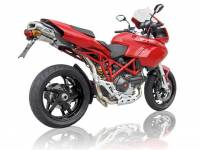 Exhaust - Full Systems - Zard - ZARD 2-1-2 SS Full System: Multistrada 620/1000/1100