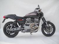Zard - ZARD 2-1 SS/CF Full System: Harley Davidson XR1200 - Image 6