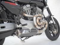 Zard - ZARD 2-1 SS/CF Full System: Harley Davidson XR1200 - Image 3