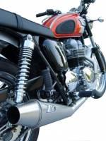 Zard - ZARD Low Mount 2-1 SS/SS Full System: Triumph Bonneville Carburetor - Image 3