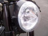 Retro style custom headlight
