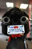 Spark Streetfighter High Mount Half System Carbon Fiber