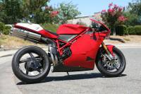 Project Bikes - Motowheels - Motowheels Highely Modified [Including Engine Internals] Project Bike: 2001 Ducati 996R