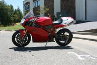 Motowheels Project Bike: 2001 Ducati 996R