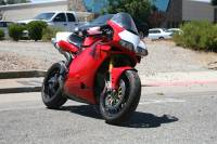 Project Bikes - Motowheels - Motowheels Project Bike: 2001 Ducati 996R