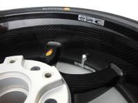 BST 7 Spoke Rear Wheel: Diavel