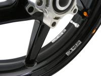 BST Wheels - BST Diamond Tek Carbon Fiber Front Wheel: Ducati Sport Classic, GT 1000, Paul Smart