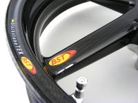 BST Wheels - BST Diamond Tek Carbon Fiber Front Wheel: Ducati Sport Classic, GT 1000, Paul Smart - Image 2
