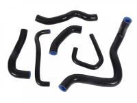 Corse Hoses - CORSE Silicone Coolant Hose Kit: Kawasaki ZX6R '09-'11 - Image 3