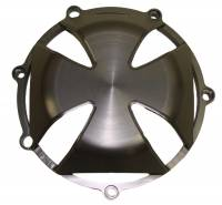 CORSE DYNAMICS Iron Cross Clutch Cover [4 Spoke]