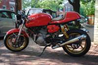 OZ Motorbike - OZ Motorbike Piega Forged Aluminum Front Wheel: Ducati Sport Classic, GT1000, & Paul Smart - Image 8