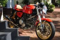 OZ Motorbike - OZ Motorbike Piega Forged Aluminum Front Wheel: Ducati Sport Classic, GT1000, & Paul Smart - Image 9