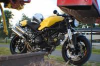 """OZ Motorbike - OZ Motorbike Piega Forged Aluminum Rear Wheel: Ducati S2R-S4R, M796-M1100, HM, MTS1000/1100, MH900E, SF848, 748-998, & 848 [6.0""""] - Image 6"""