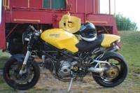 """OZ Motorbike - OZ Motorbike Piega Forged Aluminum Rear Wheel: Ducati S2R-S4R, M796-M1100, HM, MTS1000/1100, MH900E, SF848, 748-998, & 848 [6.0""""] - Image 7"""